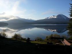 Wapiti Lake Provincial Park