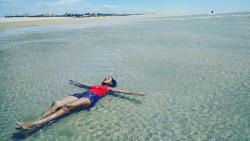 A praia mais bonita!