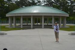 Lejeune Memorial Gardens