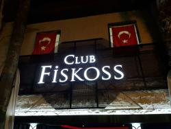 Fiskos Cafe