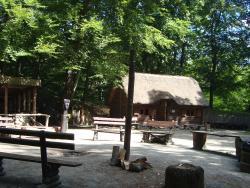 Skansen Archeologiczny Grodzisko