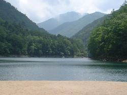 Lake Kirikomiko Karikomiko