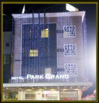 OYO 4772 Park Grand Hotel & Resort