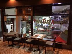 """Pizzaria de Alges - Antigo """"A Traineira"""""""