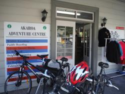 Akaroa i-SITE Visitor Information Centre