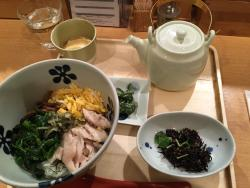 Dashi Chazuke en Otemachi