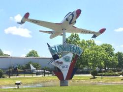 Aerospace Discovery at the Florida Air Museum at Sun 'n Fun