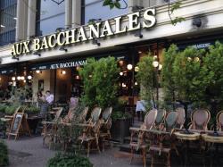 Aux Bacchanales Kioicho