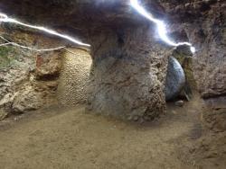 Aydintepe Underground City