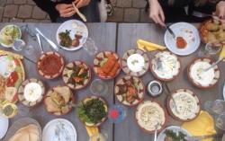 Restaurant palmyra Erlangen