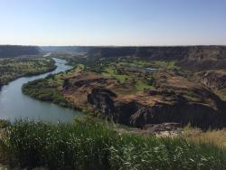 ‪Snake River Canyon Trail‬