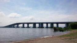 Lake Biwa Bridge