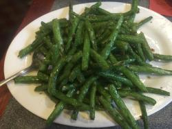 Sichuan Style String Beans