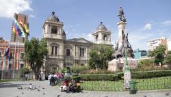 Catedral Basilica Menor de Nuestra Senora de la Paz