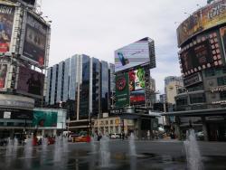 登打士广场