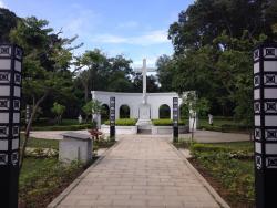 Luo Baotian priest Memorial Park