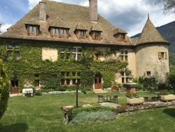 Chateau d'Herbelon