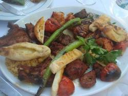 Safran Kebab house