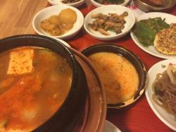 O en Food Korea Inui Table Anbang