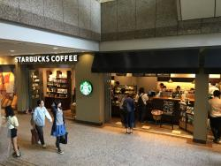 Starbucks Coffee Yokohama Landmark Plaza