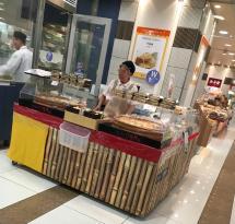 Kyo Sagano Chikujian Main Store