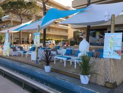 Buddha relax beach lounge