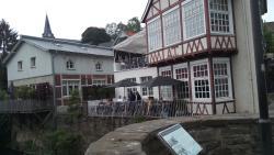 Moldt's Bruecken-Cafe