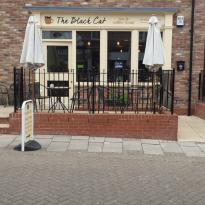 The Black Cat Tea & Coffee Room