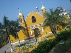Iglesia La Ermita de Barranco