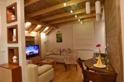 Villa Natural Wood ist das Herz von Zlatibor, der Hausherr kümmert sich um das Wohl der Gäste, u