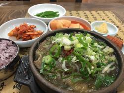 Eunhui Ne Hangover Cure Soup