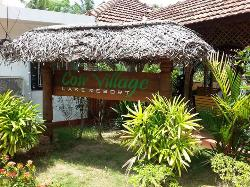 Cheap stay on the backwaters