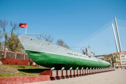 S-56 Submarine Museum
