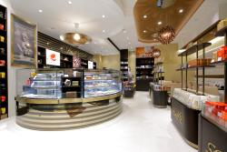Lindt Chocolat Cafe, Ginza