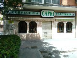 CAPRI Cafeteria Cerveceria