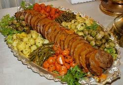 Moroccan Kasbah Restaurant