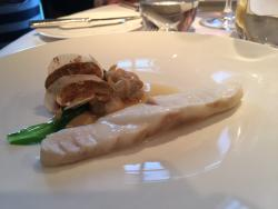 Fillet of Turbot