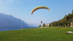 Tandem Paragliding Peter