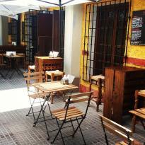 Restaurante La Blanca Paloma