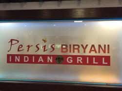 Persis Biryani