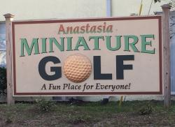 Anastasia Mini Golf