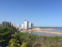13 de Julho Promenade and viewing tower