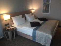 Bon hôtel bien situé et moderne