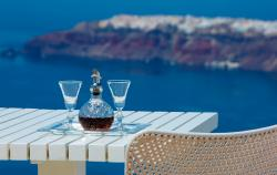 View from White Santorini Suites & Spa