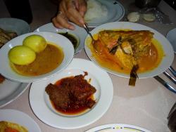 Rumah Makan Padang Sederhana Palembang