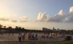 Nerul Lake-kids playground