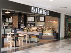 ANA Baking Co. Plaza Romania
