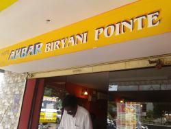 Akbar Briyani Pointe