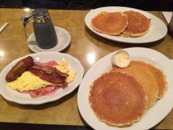 Pancakes à tomber !