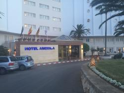 Hotel Entrence